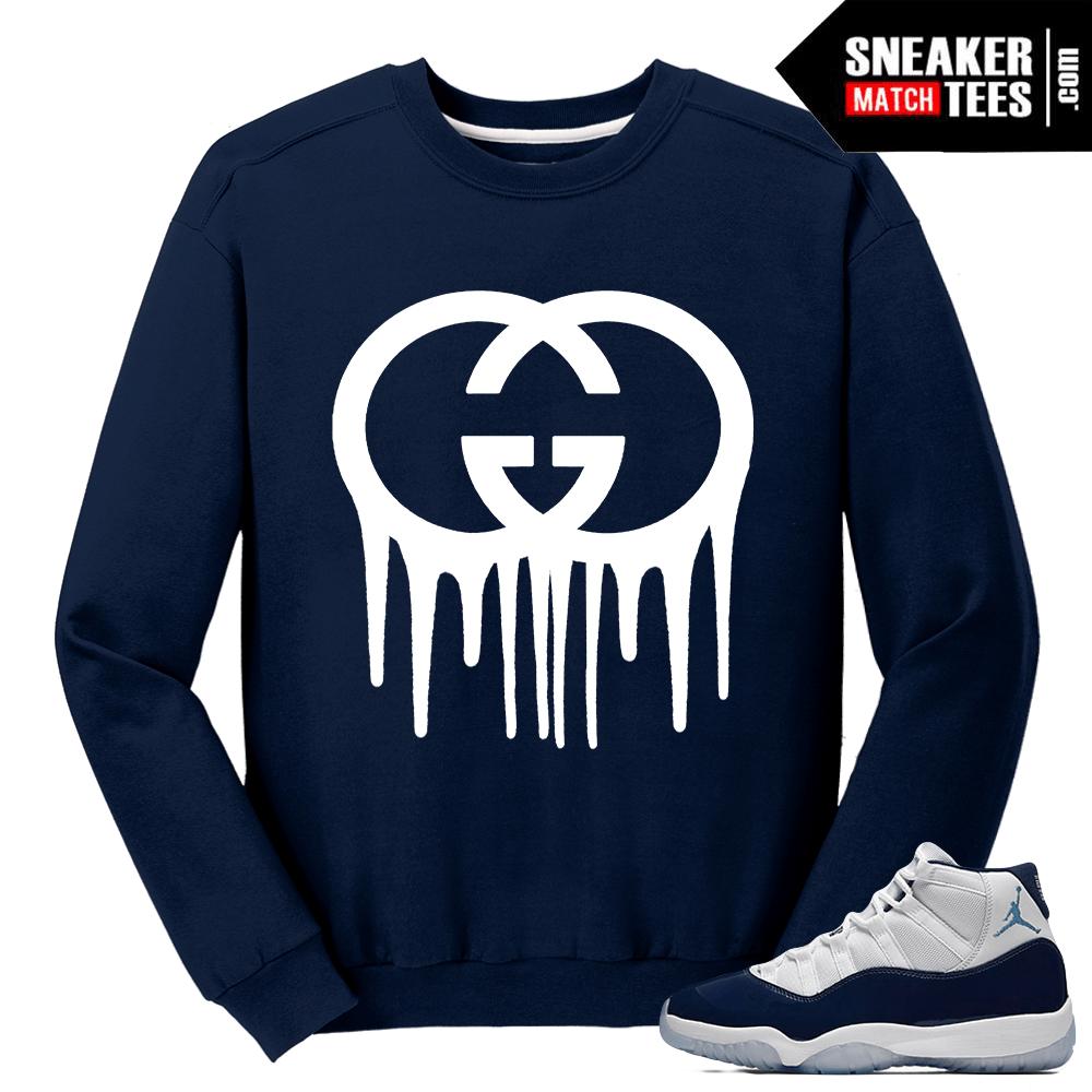 57f31614 Jordan-11-Midnight-Navy-Crewneck-Sweater-Gucci-Gang-Drip.png