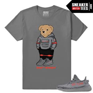 Yeezy Boost 350 V2 Beluga 2 Grey T shirt Polo Bear