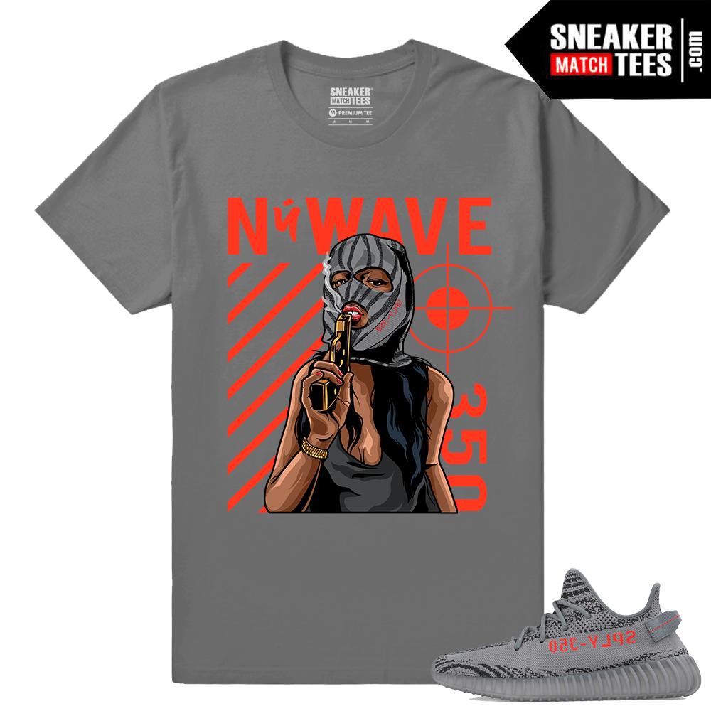 6ab3c454fec Yeezy Boost 350 V2 Beluga 2.0 Grey Sneaker tees Yeezy Ski Mask