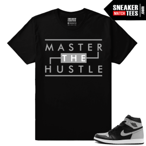 Jordan 1 Shadow matching t shirts