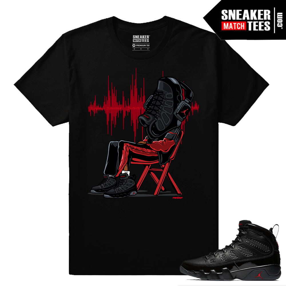 brand new f10a8 a7325 Air Jordan 9 Archives | Sneaker Tees Match Air Jordan Retro ...