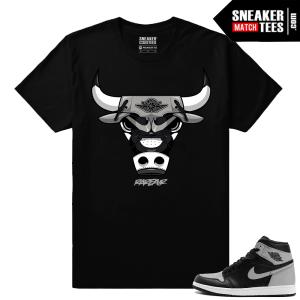 Jordan Retro 1 Shadow Match T shirt