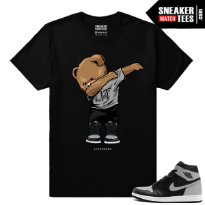 Shirts match Shadow 1 Og Jordan Retro 1s
