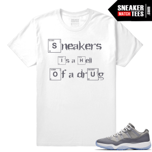 Air Jordan XI Shirts to Match