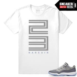 Cool Grey 11 sneaker tees