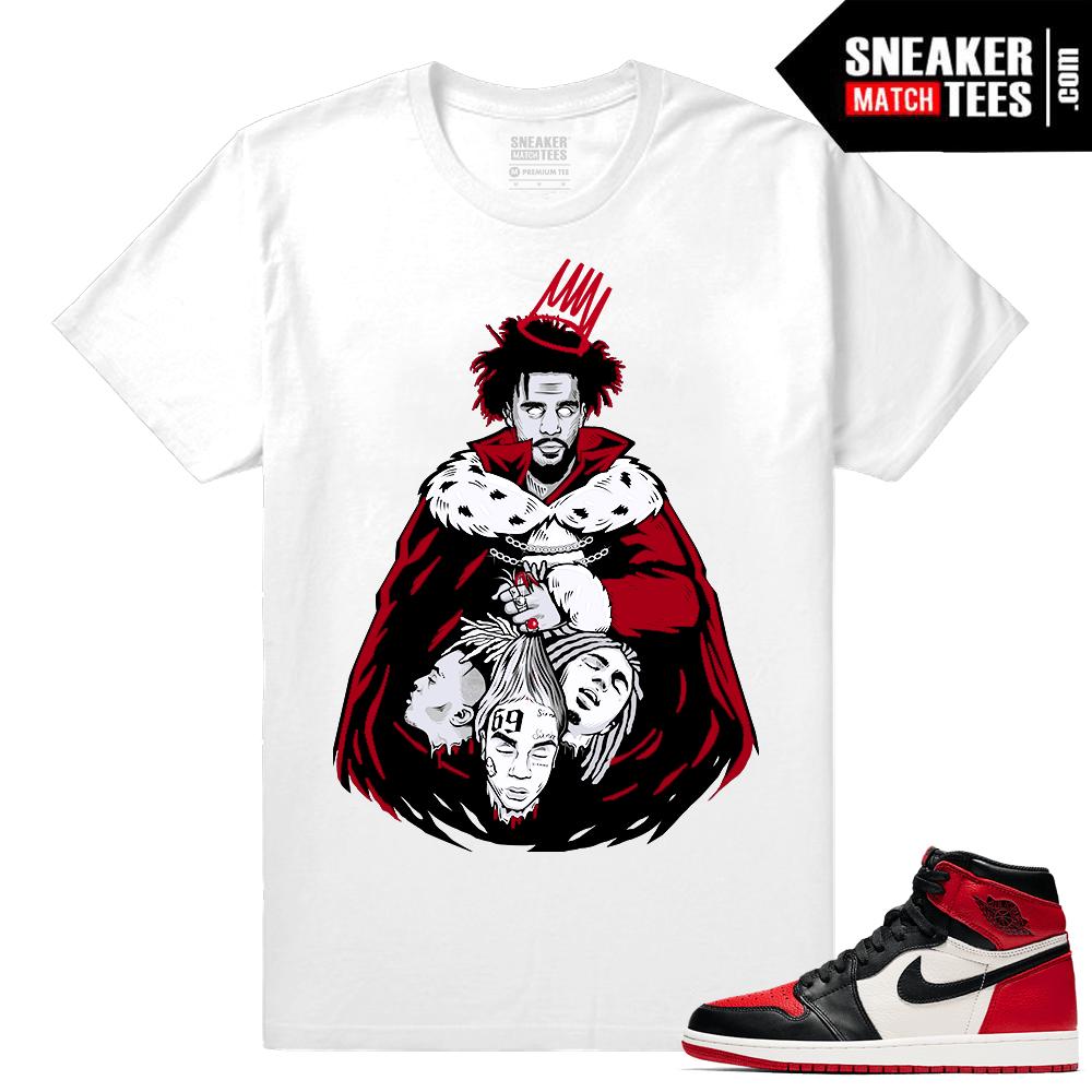 523cb3e00f89 JCole KOD Album Shirt - Sneaker Match Tees Jordan 1 Outfit