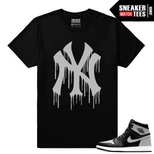 Jordan 1 Retro Sneaker tees Shadow 1s