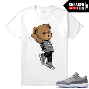 Jordan 11 shoes matching Shirt