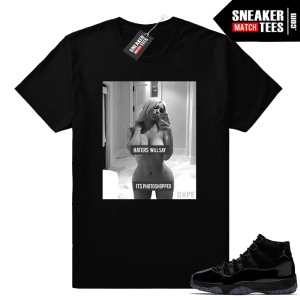 Air Jordan 11 clothing match