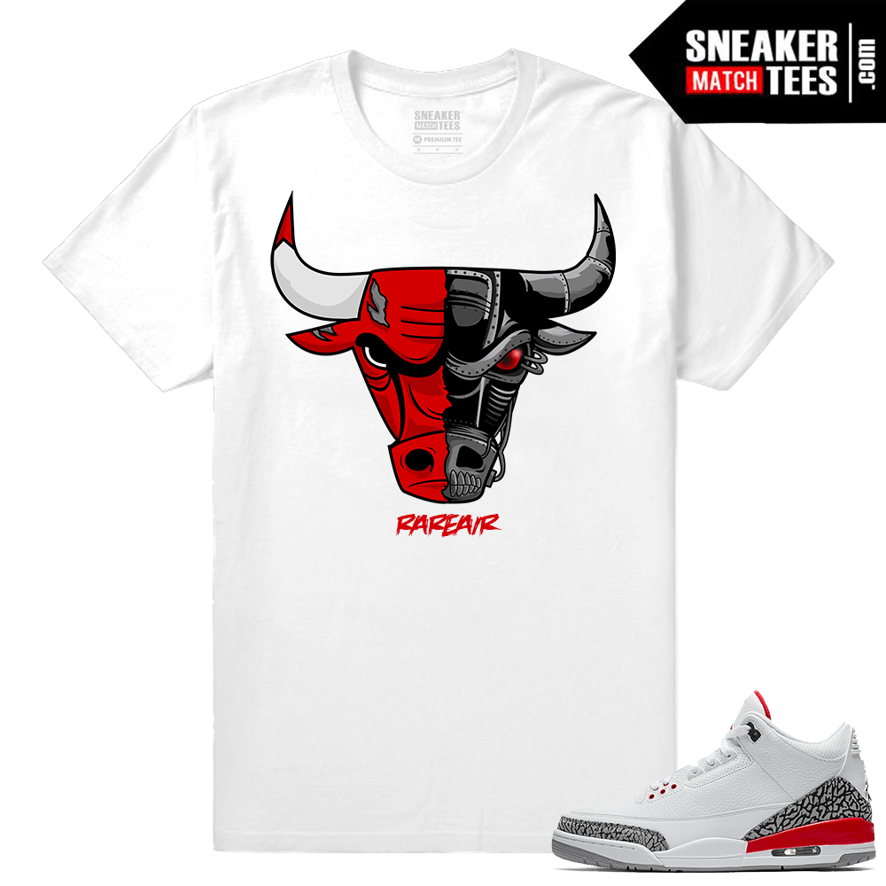 b3a426c7 Air Jordan 3 Katrina Shirts to match Jordans | Retro Jordan 3 Clothing