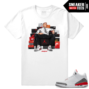 Albundy Katrina 3s matching shirt