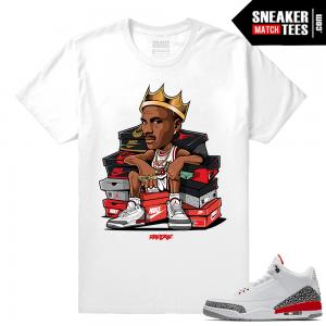 6e100884466fed Air Jordan 3 Katrina (Hall of Fame) - Match Your Sneakers