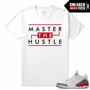 Hall of Fame Jordan 3 shirt