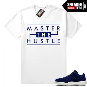 66243d9ade693f Jordan 11 Low Jeter Sneaker tees - Air Jordan 11 Clothing