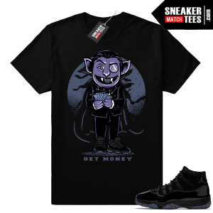 Jordan 11 Prom Night Shirt