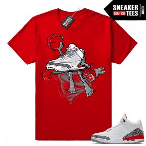 fb3454ddcfa Air Jordan 3 Katrina (Hall of Fame) - Match Your Sneakers