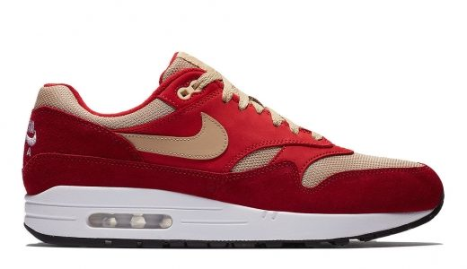 Nike Air Max 1 Red Curry