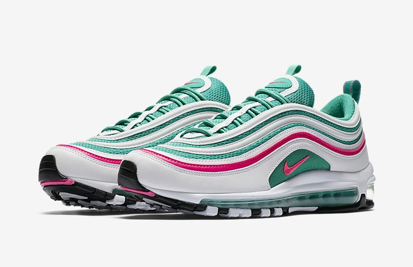 24173453719dec Nike Air Max 97 South Beach Sneaker Match Tees and Outfits