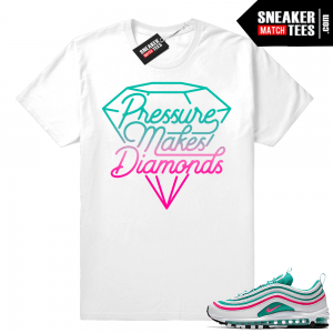 3aa8b9e9f Nike Air Max 97 South Beach Sneaker Match Tees and Outfits