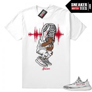 2d4e2b75b7a Adidas yeezy boost 350 v2 matching sneaker tees shirts
