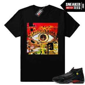 Jordan 14 Last shot tee shirt