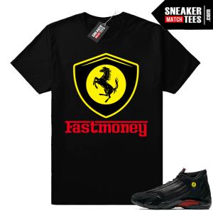 Jordan 14 shirts Last Shot