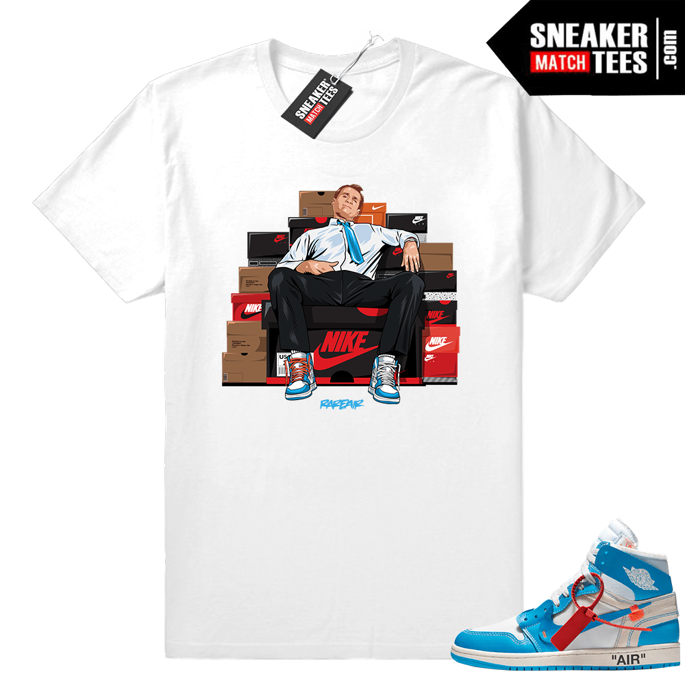 Off-white Jordan 1 t shirt