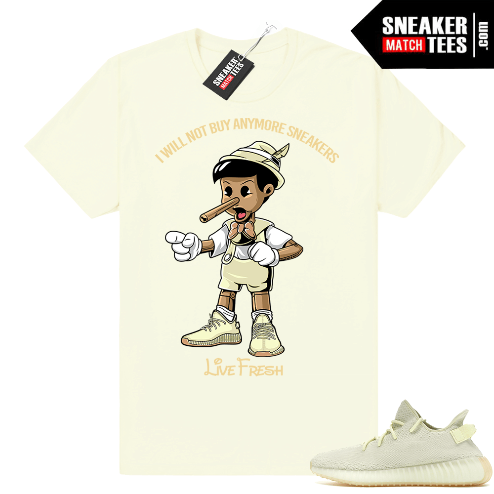 5d74c11ff27 Butter Yeezy boost 350 shirt - Sneaker Match Tees