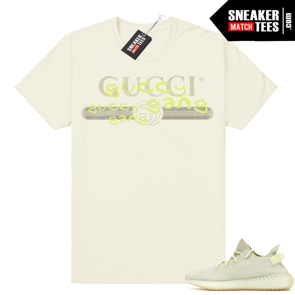 Gucci Gang Yeezy Butter shirt