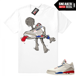 Jordan 3 Charity Game match shirt