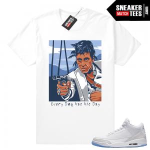 81d029da1f8130 Jordan 3 shirts to match Katrina 3 Jordan Retros - Sneaker Match Tees