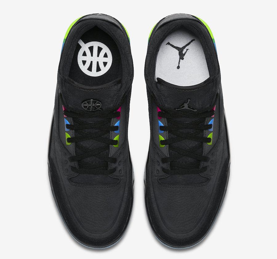 new arrival bd18a ef972 Jordan 3 Quai 54 Shirts match Sneakers