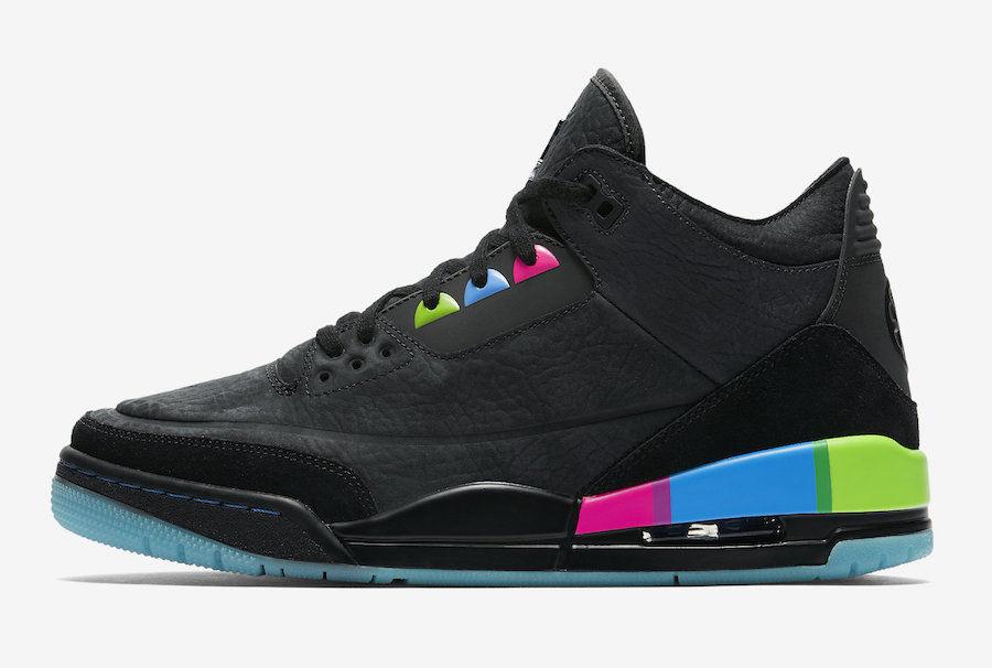 Jordan 3 Quai 54