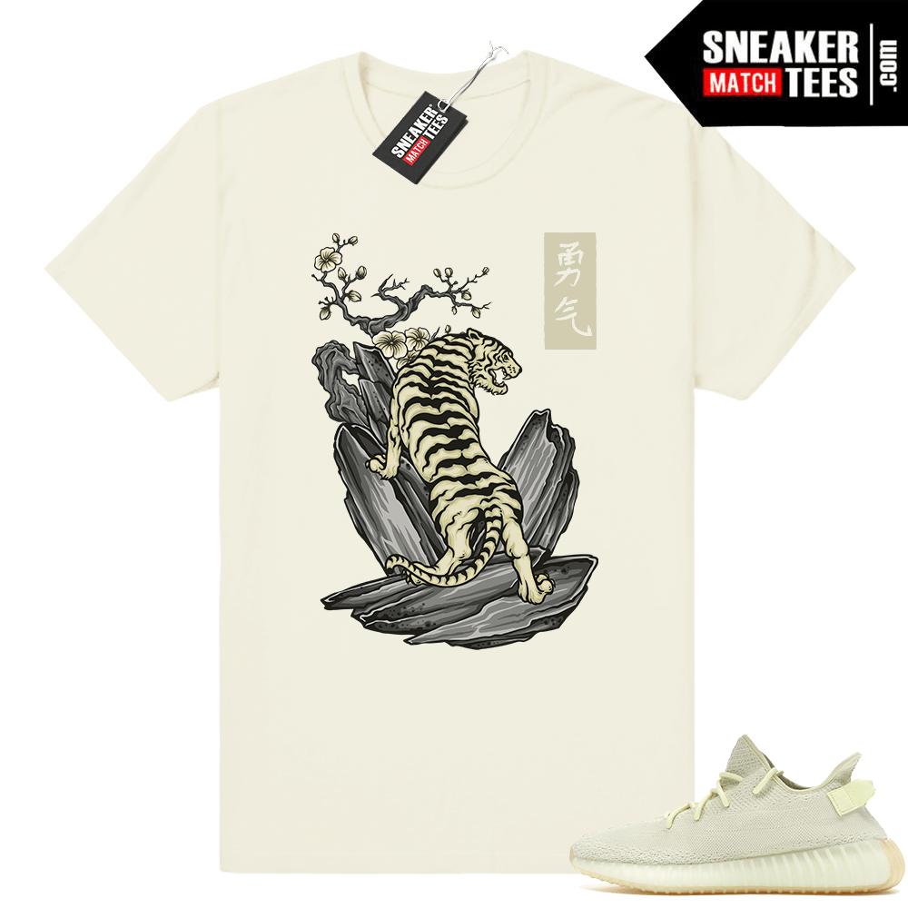 3bd74fa68 Sneaker t shirts Yeezy Boost Butter - Sneaker Match Tees
