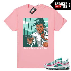 South Beach Air Max sneaker shirt