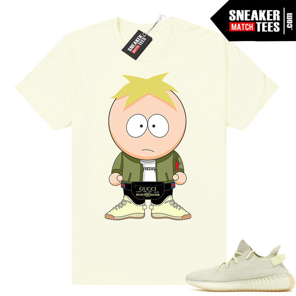 South Park Butters Yeezy Boost 350 Shirt