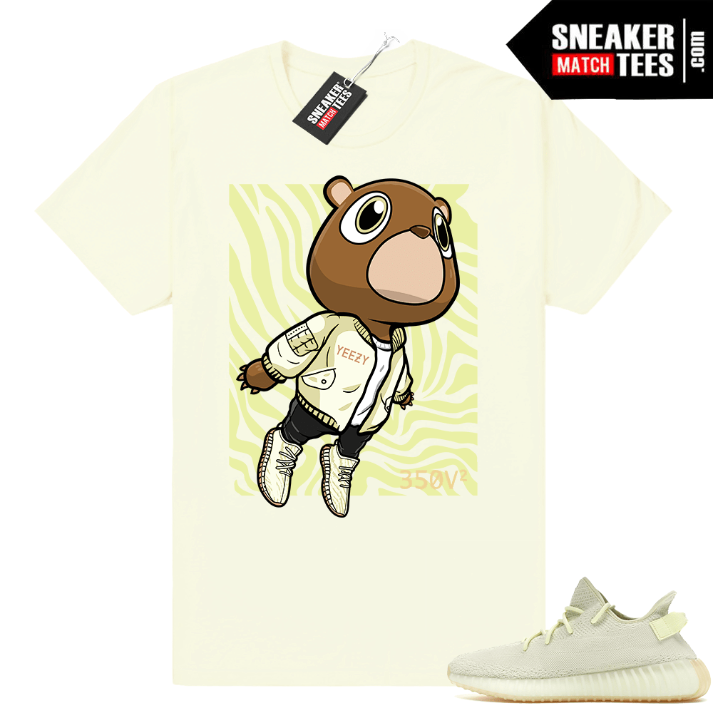 9cd63840a08 Yeezy Boost 350 V2 Butter T shirts - Sneaker Match Tees