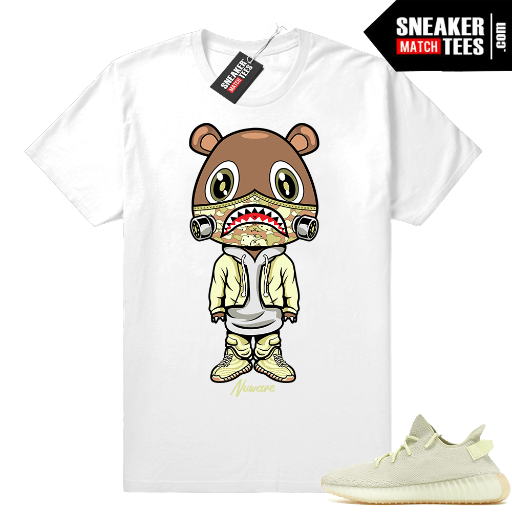 Yeezy Boost Butter Yeezy Bear shirt