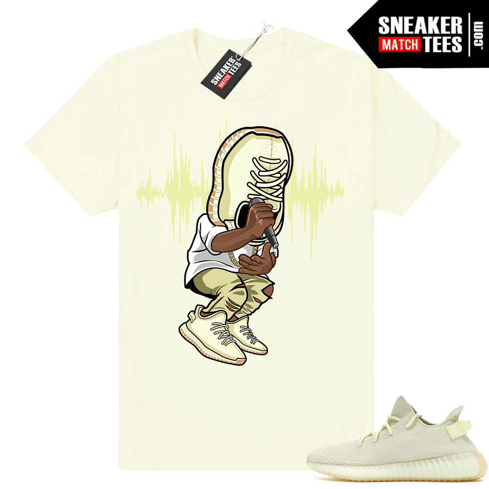Yeezy Butter shirt to match