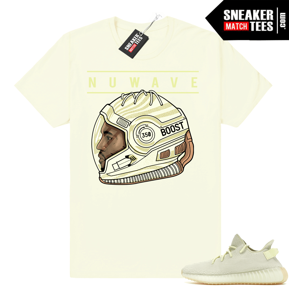 Yeezy shirt match Yeezy Boost 350 Butter
