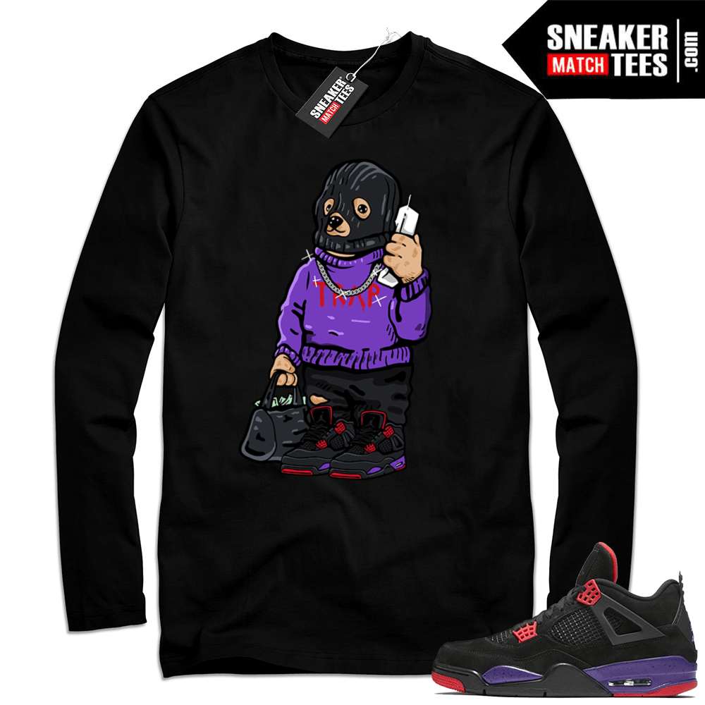 Air Jordan 4 retro long sleeve shirt