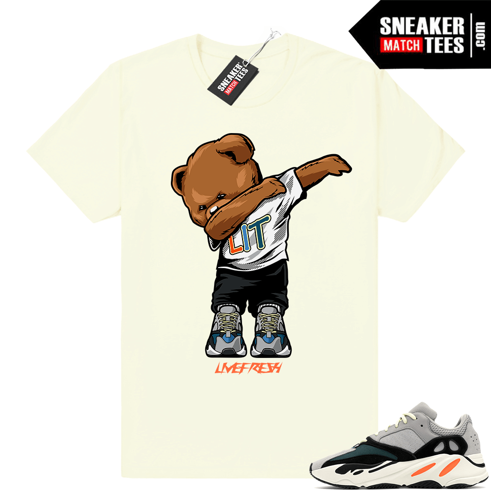 3f46cf012 Yeezy Wave Runner 700 shirts to match sneakers- Sneaker Match Tees ®