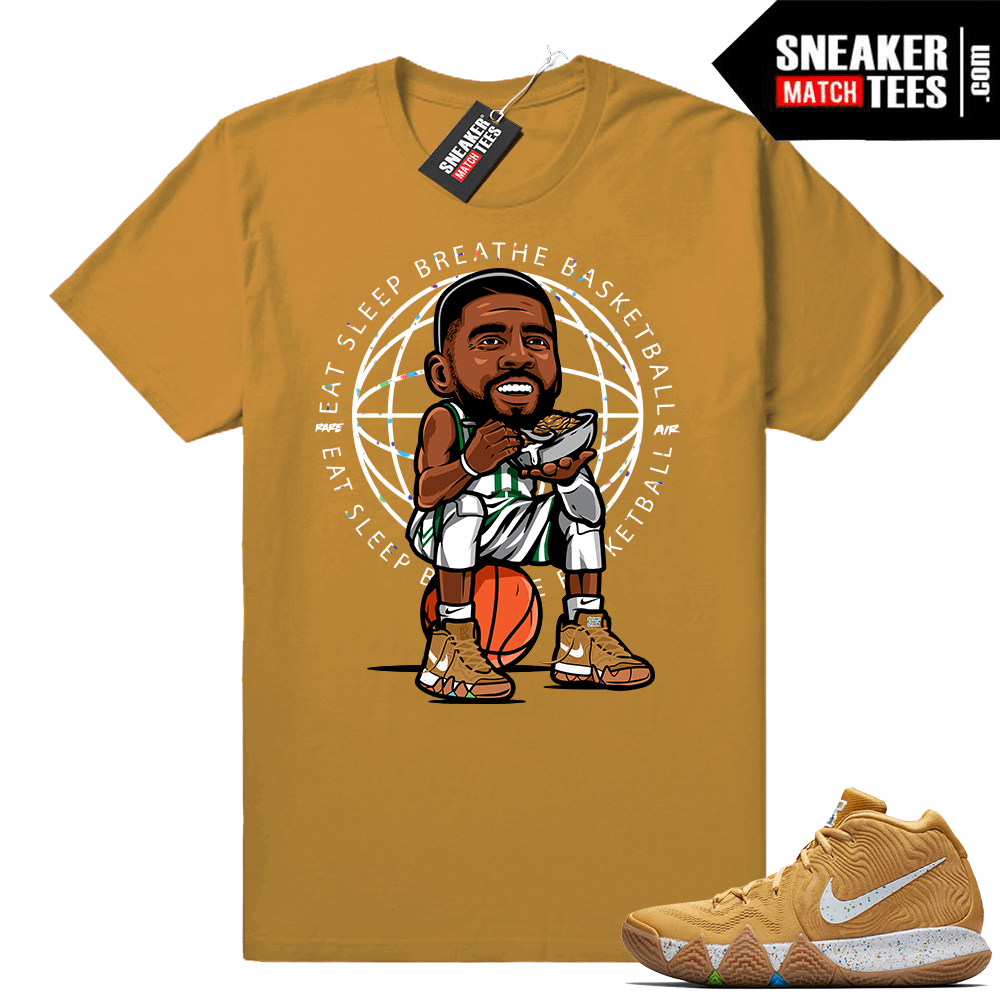 9a31b4663919 Home   Nike   Kyrie 4 Cinnamon Toast Crunch · Eat Sleep Breathe Basketball Kyrie  4 shirt