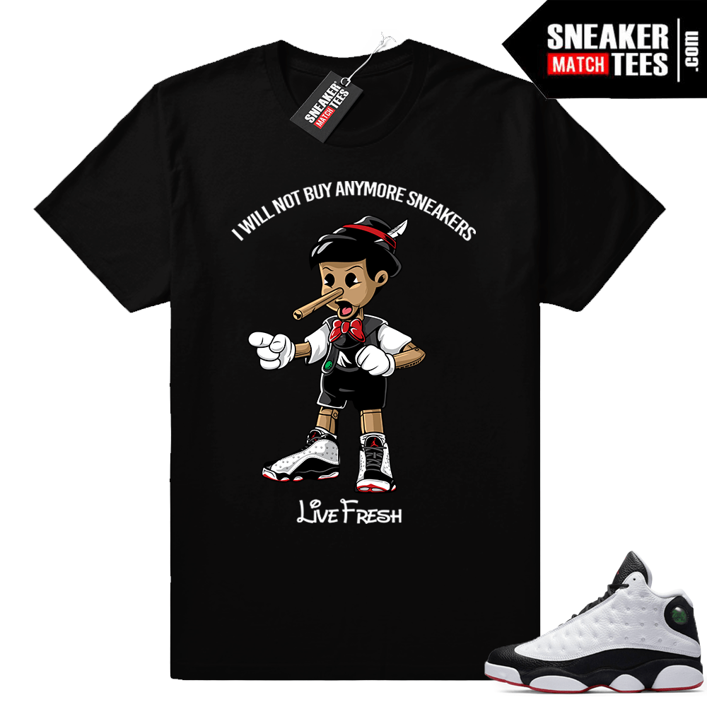 He Got Game t shirts