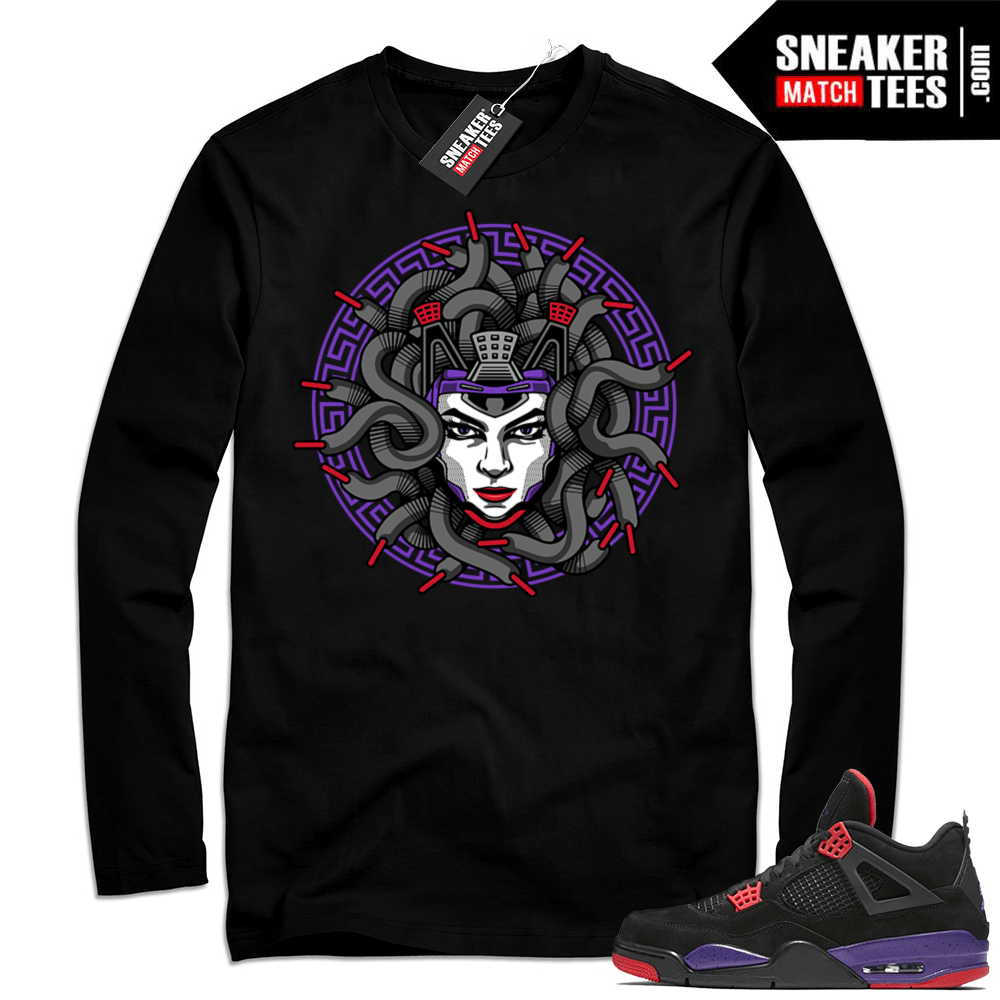 Jordan Raptors Long Sleeve Shirt