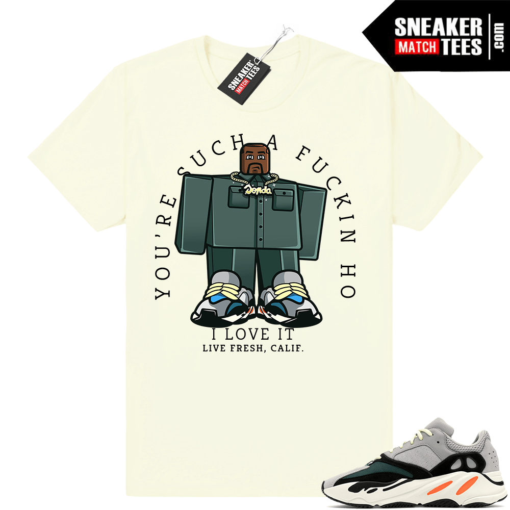 a7c37ebf Kanye I Love it Roblox shirt | Sneaker Match Tees