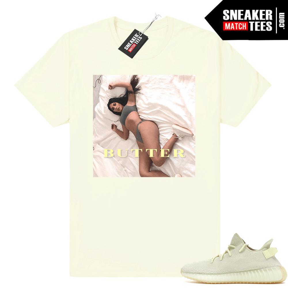Kim Kardashian Meme Butter shirt