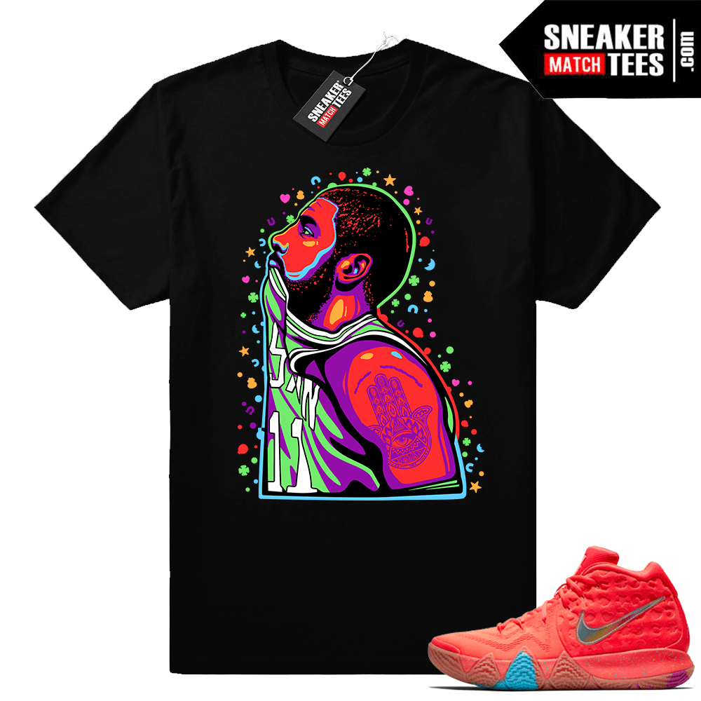 Kyrie 4 shirts to match