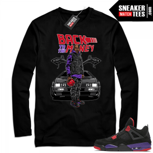 Match Raptor 4 Jordan Retro shirt