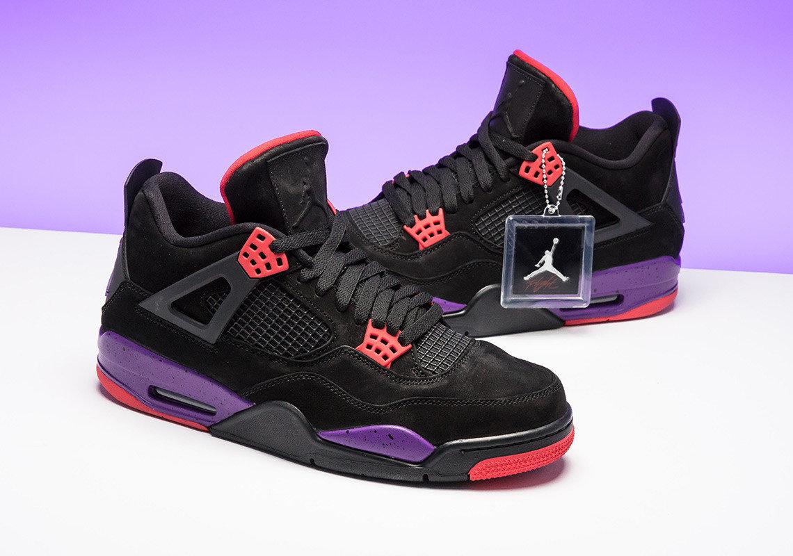 promo code 1028e 5d3fb Air Jordan 4 Raptors Sneakers Shirt Releases - Sneaker Match ...